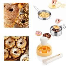 cuisine de qualit diy donut maker moule de qualité alimentaire en plastique beignets