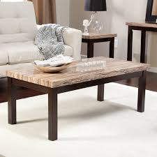 Living Room Without Coffee Table Simple Faux Marble Coffee Table Dans Design Magz Stylish Faux