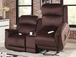 Double Recliner Power Lift Loveseat Double Recliner Loveseat Lift And Massage