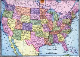 States Map Of Usa by Us Map Wallpapers Wallpaper Cave
