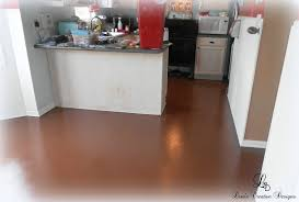 Painting Laminate Floors Painting Kitchen Floor Enchanting 25 Best Painted Kitchen Floors