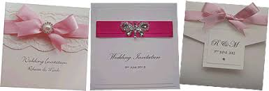 Pink Wedding Invitations Wedding Invitation And Wedding Stationery Colour Schemes