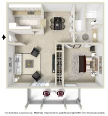 50 Sq Ft Bathroom by Floorplans U0026 Pricing Graybrook U0026 Graycroft Apartments Schatten