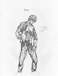 zombie sketch image corpse the epidemic mod for half life 2