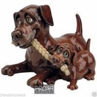 black labrador ornament pets with personality black labrador
