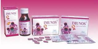Obat Imunos tanaman obat kesehatan umum imunos vemale