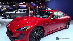 maserati granturismo red interior 2017 maserati granturismo mc exterior and interior walkaround 2016