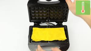 How to Clean a Waffle Iron 12 Steps with wikiHow