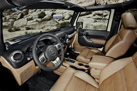 new jeep wrangler interior uautoknow net jeep expands wrangler line up with new mojave