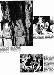news clippings from the saratoga garden
