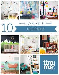 10 colourful nurseries tinyme blog