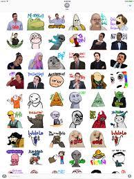 Meme Sticker - color meme sticker pack apps 148apps