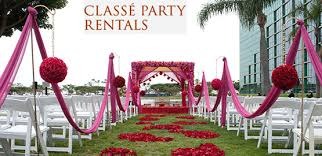 wedding rentals san diego classic party rentals san diego classe party rentals in fontana