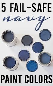 five beautiful navy blue paint colors benjamin moore old navy