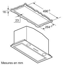groupe extraction cuisine cuisine dhl575c hotte inox groupe filtrant 50 cm avenir rénovations