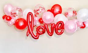 valentines balloons valentines balloon garland balloon garland balloon garland