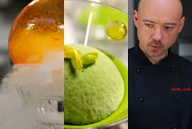 christophe cuisine christophe lavelle to us about molecular cuisine