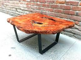 Redwood Coffee Table Redwood Coffee Table Redwood Coffee Table Redwood Burl Coffee