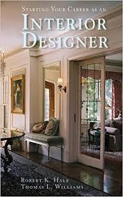 Amazon Starting Your Career as an Interior Designer