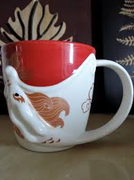 starbucks flying dragon mug released for celebreting our chinese