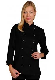 veste de cuisine noir veste de cuisine femme veste cuisine femme