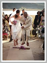 jumping the broom wedding hop skip and jumping the broom something lovely weddings