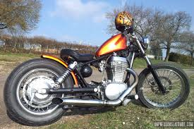 la suzuki ls 650 savage de thomas bobbers mopeds and choppers