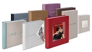 Leather Wedding Albums Graphistudio Distressed Leather Wedding Albums