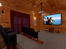 5 bedroom luxury cabin with home theater ro vrbo