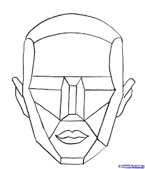 how to draw the female head tutorial takes you step by step