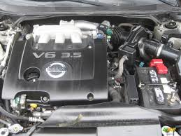 Nissan Altima V6 - 2003 nissan altima 3 5 se 3 5 liter dohc 24 valve v6 engine photo