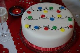 White Christmas Cake Decorations by Day 1 U2013 Ideas For Decorating Your Christmas Cake Baking Recipes