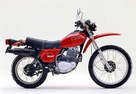 honda xl 500 1979 1985 waschechter dampfhammer