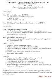 college student resume career objective college student resume objective foodcity me