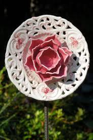 Ceramic Garden Spheres 321 Best Garden Bling Yard Art Images On Pinterest Gardening