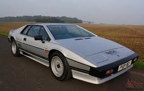 lotus esprit turbo 1983 manufactured in 1982 silver frost