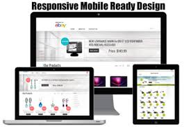 ebay templates ebay store design responsive mobile ready templates