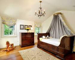 canopy sleigh bed houzz