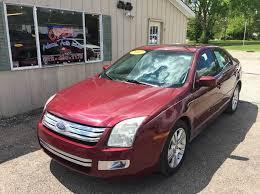 2007 ford fusion se 2007 ford fusion v6 sel 4dr sedan in terre haute in auto llc