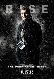 the dark knight rises fan made posters rise up u2014 geektyrant