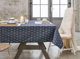 nappe de cuisine rectangulaire nappe de cuisine trendy table salle a manger avec nappe pvc ronde