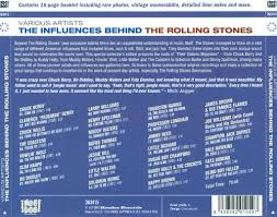 Little Richard Blind The Influences Behind The Rolling Stones Various Artists Songs