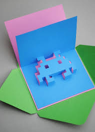 make someone u0027s birthday epic with these 8 bit popup cards geek com