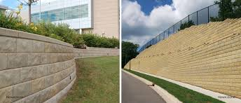 Recon Walls by Compac Rochester Concrete Products