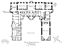 Floor Plan Of Westminster Abbey Filoli Main Floor Floor Plans Classic Pinterest Architecture