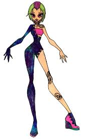 shapeshifting winx club morpha witch of shapeshifting sold by inspi designs
