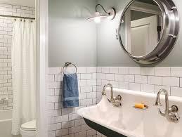 Fun Kids Bathroom - aloe green paint colors cottage bathroom jeff lewis color aloe