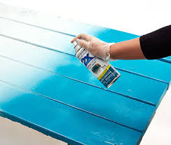 diy sunburst painted picnic table the home depot blog