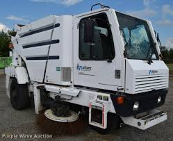 2010 allianz johnston 3000 street sweeper item l2535 sol