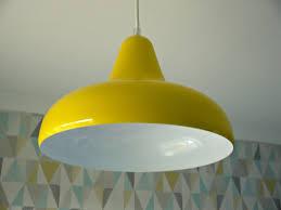 bedrooms homebase lighting yellow pendant boys lighting for